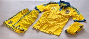 Где купить форму сборной Украины на Евро?