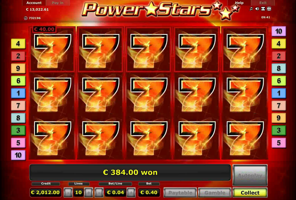 slot-power-stars