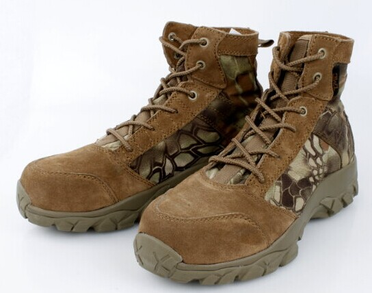 Основные характеристики военной обуви