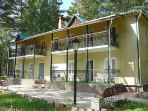 Плюсы загородных комплексов в Карелии