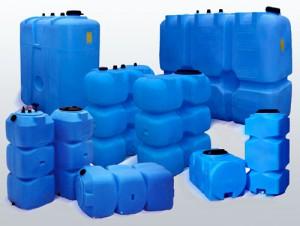 Особенности пластиковых баков для воды