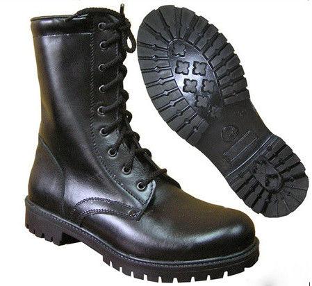 Берцы Бундесвера – самая прочная армейская обувь