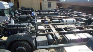 Полезная информация о разборке грузовиков