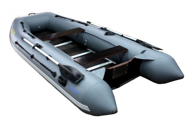 Выбираем надувную моторную лодку
