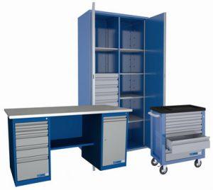 Металлическая промышленная мебель. Как сделать выбор?