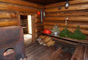 Чем характеризуется настоящая русская баня на дровах?