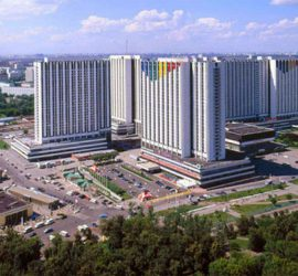 Отель Измайлово
