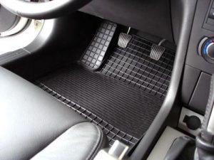 Разновидности автомобильных ковриков