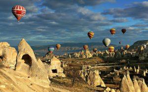 Загадочная область Турции – Каппадокия