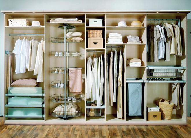 Чем удобен шкаф – купе