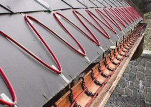 Преимущества греющего кабеля