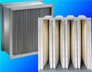 Фильтры для систем вентиляции. Нужная информация