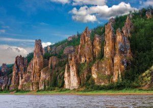 Красота Ленских столбов в Якутии