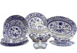 Посуда, как антиквариатный предмет
