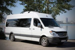 Микроавтобус — лучшее авто для пассажирских перевозок