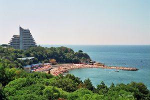 Отдых на курортах России