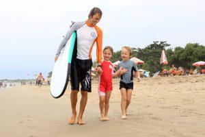Школа серфинга: особенности