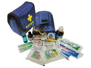 Что должно быть в аптечке для похода?