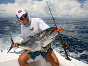 Рыбалка в Коста — Рико