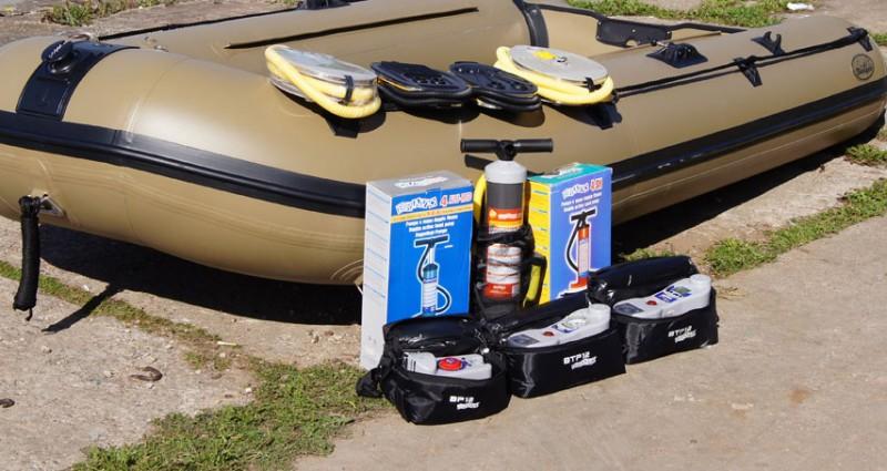 рейтинг ножных насосов для лодок