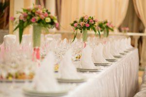 Что входит в понятие «свадебный банкет»?
