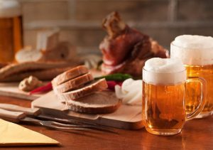 Пражский ресторан пива