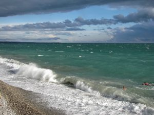 Плюсы отдыха на чёрном море