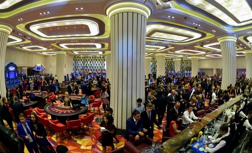 почему закрыли казино в россии