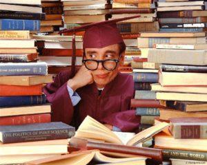 Особенности написания диссертаций