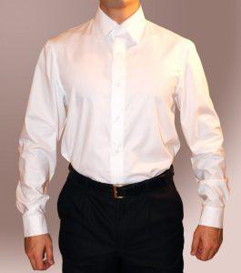 Как ушить рубашку?