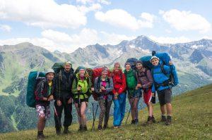 Туристические маршруты по России для любителей активного туризма