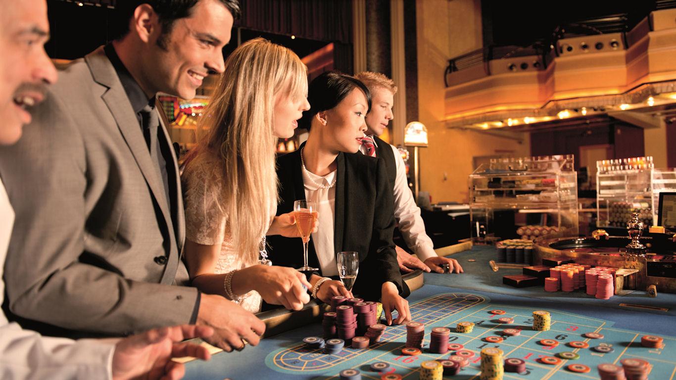 Преимущества интернет казино на деньги