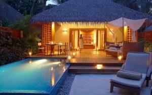 Краткий обзор лучших отелей на Мальдивах