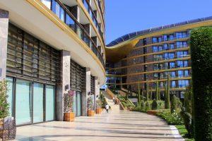 Какой самый дорогой отель в Ялте?