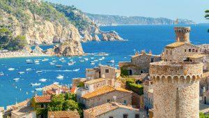 Популярные места отдыха в Каталонии