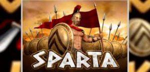 Обзор игрового автомата онлайн Спарта