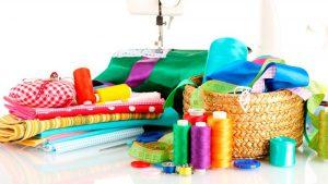 Выбираем товары для рисования, вязания и шитья в интернет магазине