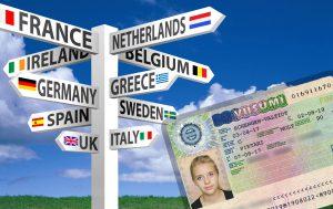 Как получить визу для европейских стран?