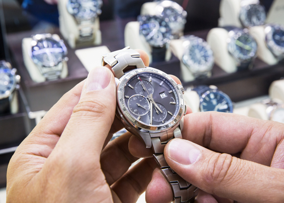 Как подобрать часы мужчине?