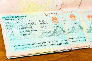 Как оформить визу в Китай?