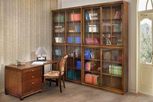 Какой выбрать книжный шкаф?