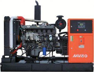 Характеристики дизельных генераторов