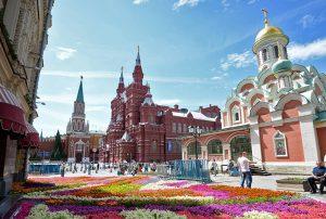 Самые популярные экскурсии в Москве