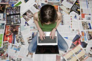 Какой женский блог почитать?