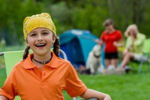 Как выбрать детский лагерь?