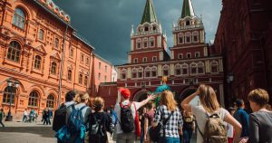 Вся Москва Тут — обзорные экскурсии по Москве
