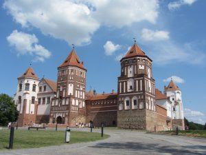 Распространенные экскурсии по Беларуси