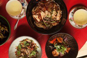 Что входит в меню китайской кухни?