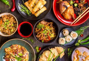 Особенности блюд китайской кухни