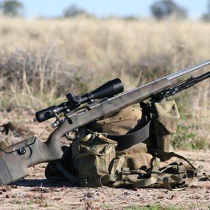 Remington 700 в магазине Прапорщик